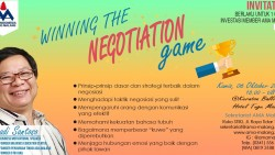 WINNING THE NEGOTIATION GAME