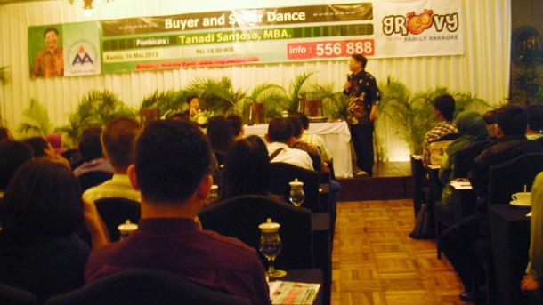 The Buyer & Seller Dance