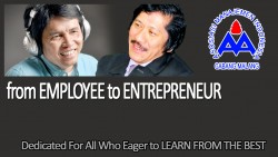 from EMPLOYEE to ENTREPRENEUR