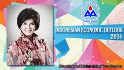 INDONESIAN ECONOMIC OUTLOOK 2016