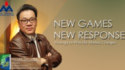 NEW GAMES NEW RESPONSE (Strategy to Win the Market Changes)