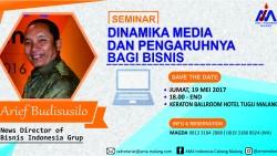 Dinamika Media dan Pengaruhnya Bagi Bisnis