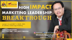 HIGH IMPACT MARKETING LEADERSHIP BREAKTHROUGH