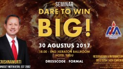 DARE TO WIN BIG !