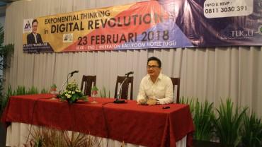 Exponential Thinking in Digital Revolution