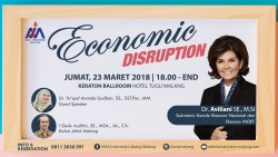 SEMINAR ECONOMIC DISRUPTION